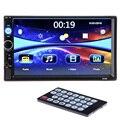 2 din Car Radio Player 7 ''Bluetooth Стерео FM Мультимедиа видео Аудио MP3 MP4 MP5 USB AUX Авто Электроника авторадио универсальный