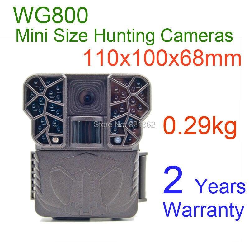 WG800 0 29kg Mini Size Wild Cameras Mini Forest Cameras Hunting Cameras Scouting Cameras Hunting Gear