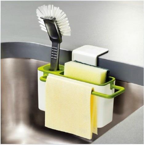 Kitchen Sink Caddy Organization