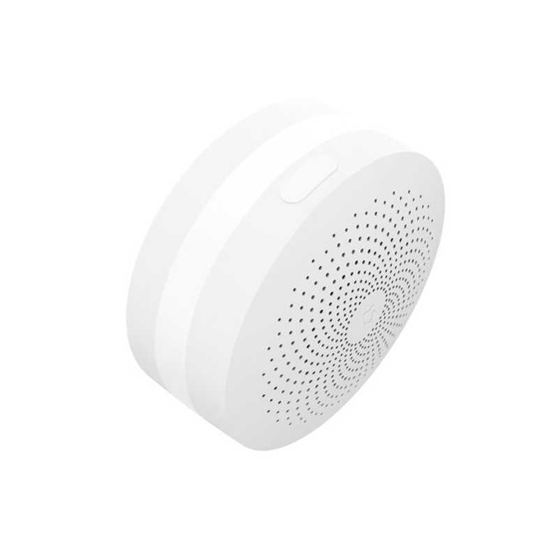 cheapest Xiaomi Smart Multifunctional Gateway 3 Bluetooth Zigbee WiFi Remote Control RGB Radio Home Security Device Support Apple Homekit