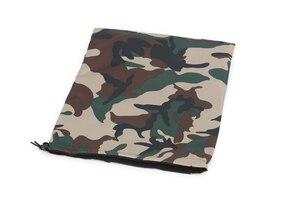 Image 5 - ROLANPRO housse de pluie imperméable armée vert Camouflage vêtements pour Gitzo Benro GH2 Wimberley WH 200 Gitzo GHFG1 tête de cardan