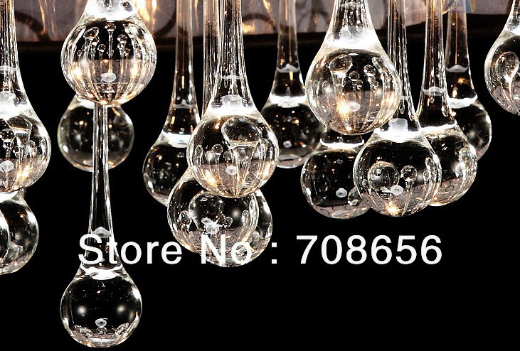 100pcs 80 25mm Clear Glass Teardrop Prism Chandelier Lamp Pendant Free Shipping In Crystal From Lights Lighting On Aliexpress Alibaba
