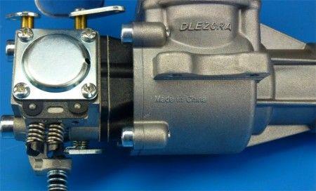 DLE 20 Motor GAS origjinal RA për shitje të nxehtë modeli aeroplan - Lodra me telekomandë - Foto 2