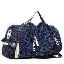 Mulitifunctional Men Travel Bags Fashion Backpacks Crossbody Messenger Out Door Handbags Women Shoulder Bag Unisex Canvas Bag
