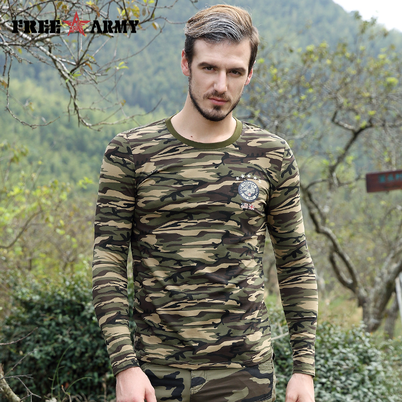 2018 kevadel uued meeste T-särgid Disainer triibuline O kaelus pikk - Meeste riided - Foto 4