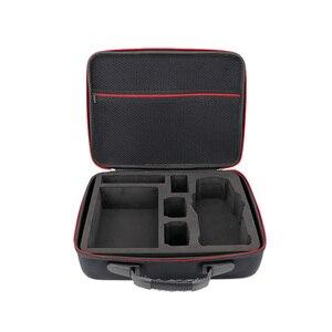 Image 4 - Controle Remoto inteligente com Tela & drone & maleta bolsa de ombro bolsa de saco de Peças De Reposição para DJI bateria Mavic 2 pro zoom