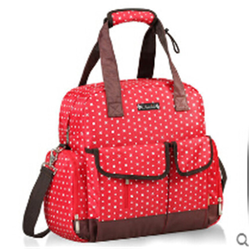 ФОТО Bolsa maternidade backpack High Quality Multifunctional Baby Diaper Bag Maternity Lady Mummy Messenger Diapering