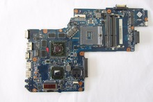 Free shipping!For the Toshiba Satellite c850 c855 L850 L855 laptop motherboard H000051550 With graphic card full test