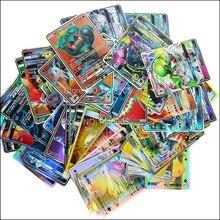 200 adet GX EX MEGA pokemones kart oyunu savaş Carte 324 adet ticaret kart oyunu çocuk oyuncağı