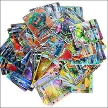 Juego de cartas coleccionables de Pokémon para niños, 200 Uds., GX EX MEGA, Batalla, 324 Uds.
