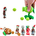 PVZ Plants vs Zombies Game Peripheral Peashooter Anime Action Figure Model Toy Gifts Toys For Children High Quality Brinquedos