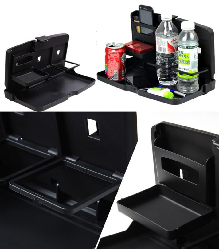 NEW Folding Auto Car Back Seat Table Drink Food Dining Table Cup Tray Holder Stand DeskJune8 car-stylingSep 26