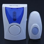 Wireless Cordless Digital Door Bell Remote Control Chime Ring Range 100M 32 Song H02