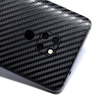 Colorful Sticker For Huawei Mate 20 Pro Carbon Fiber Film For Huawei Mate 20 X Mate 20 Phone Stickers Decal Accessories EEMIA