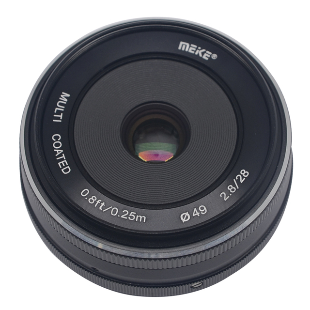 mcoplus meike mk 28mm f 2 8 fixed manual focus lens for 4 3 system rh aliexpress com Lumix Ve Sony A6000 Lumix GX7