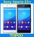 "Sony Xperia Z3 + quad-core Android мобильного телефона Sony Z4 E6553 WI-FI GPS 3 Г & 4 Г 5.2 ""20.7MP 3 ГБ RAM 32 ГБ ROM dropshipping"