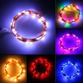 1 pcs 5M 50 LED Copper Wire Xmas Wedding Party String Fairy Light Lamp DC 12V