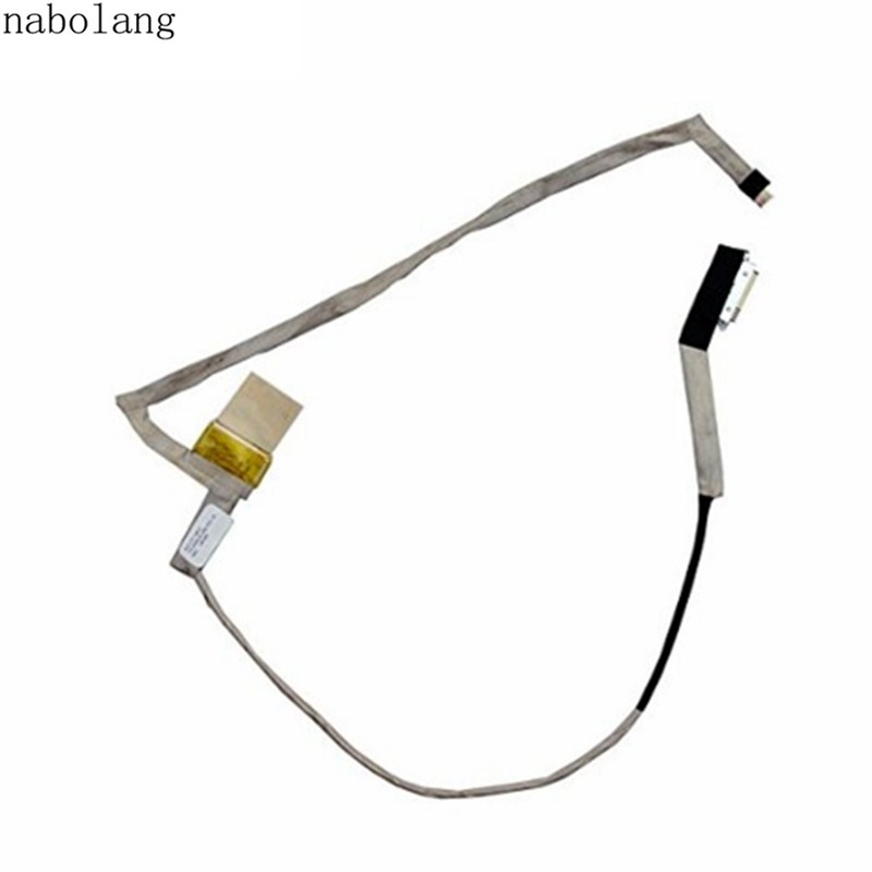 For Toshiba Satellite L750 L750D L755 L755D LCD video Flex Cable laptop Lcd screen video cable For Toshiba L750 DD0BLBLC040 toshiba satellite p25 s507 матрица