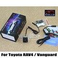 Carro de nevoeiro para Toyota RAV4 / Vanguard não de roda de porta / luz de aviso de colisão / à prova de choque de luzes / LED
