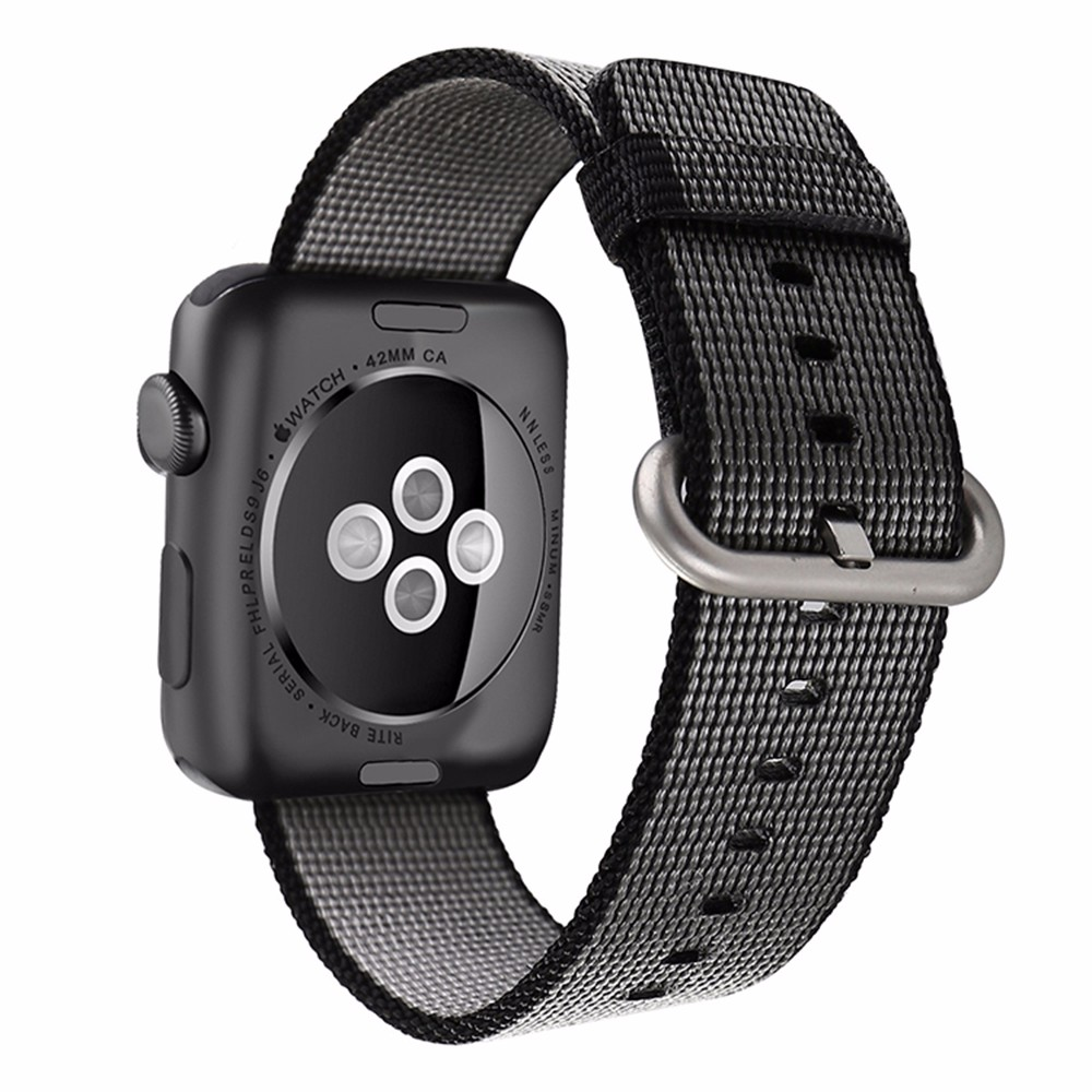Woven-Nylon-Casual-Sports-Men-Women-Watch-Band-for-Apple-Watch-Iwatch-Strap-Wrist-Bracelet-Connector (1)