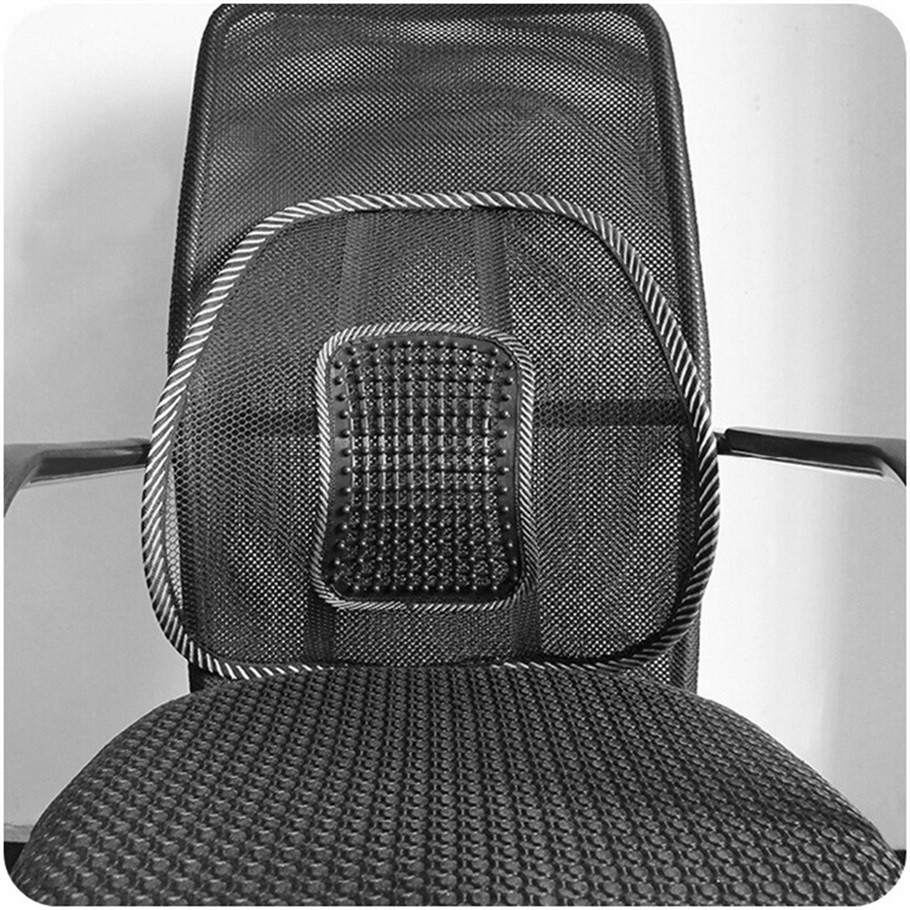 Buy New Comfortable mesh chair relief for back pain at stkcar.com
