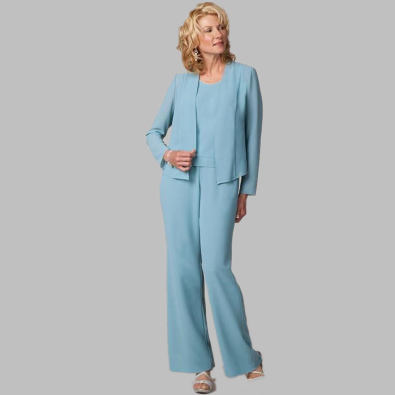 Popular plus size pant suits wedding buy cheap plus size for Dress pant suits for weddings plus size