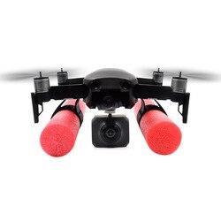 Zestaw do lądowania rama treningowa zestaw ze szkieletem pływakowym do DJI Mavic Air do części lotniczych DJI Drone