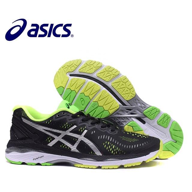 99356a7f4bef Новое поступление официальный ASICS GEL-KAYANO 23 T646N мужские кроссовки  спортивная обувь кроссовки Удобная уличная