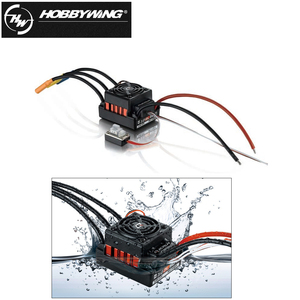 Image 2 - 1pcs Original Hobbywing QuicRun WP 10BL60 Sensorless Brushless Speed Controllers 60A ESC for 1/10 Rc Car