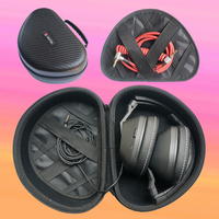 V MOTA TDI1 Headphone Carry Case Box Hard Bag For Sennheiser Urbanite XL Momentum JBL E55BT