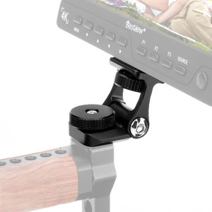 Image 1 - Universale Video Monitor Della Macchina Fotografica di Montaggio per Feelworld F6S Bestview S7 S5 Regolabile 180 di Rotazione Staffa di Montaggio con Fredda Shoe Mount