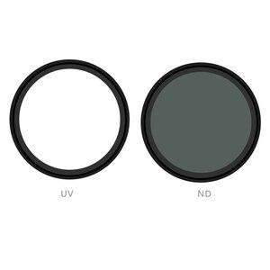 Image 2 - УФ фильтр ND для фильтрующих пленок, защитная крышка для объектива Mijia Xiaomi Mini MI Jia 4K, аксессуары для спортивной камеры