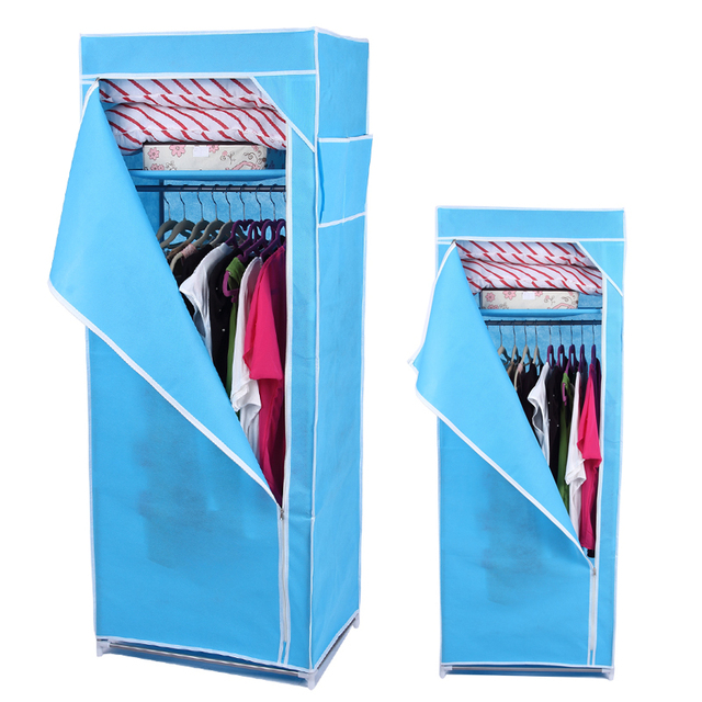 Fashion home simple wardrobe folding cloth wardrobe combination wardrobe storage wardrobe