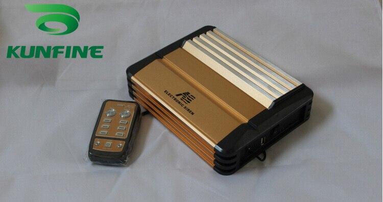 Véritable dodgers S8 Sirène Haute Puissance 600 W de voiture sans fil sirène avec MP3 Fonction sans haut-parleur