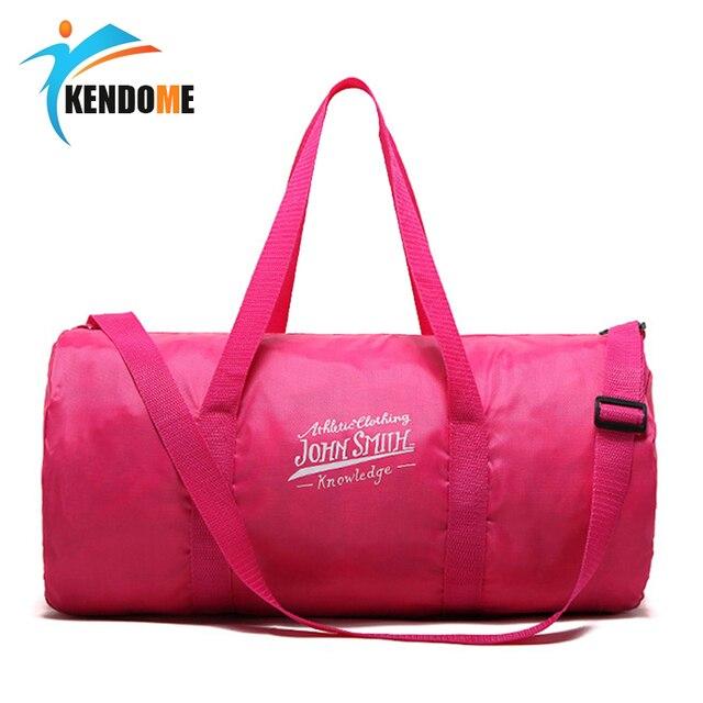 1112213739 Hot High Quality Waterproof Outdoor Male Yoga Duffel Sports Bag Training  Gym Bag Men Women Fitness Bags Travel Shoulder Handbag