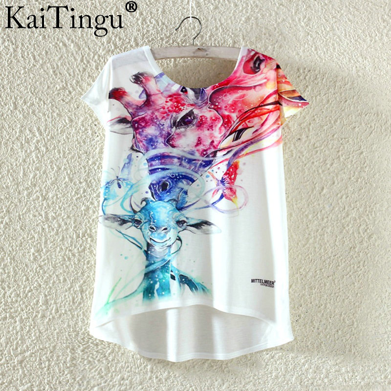 HTB1nsdqPXXXXXamXpXXq6xXFXXXA - Kawaii Cute T Shirt Harajuku High Low Style Cat Print
