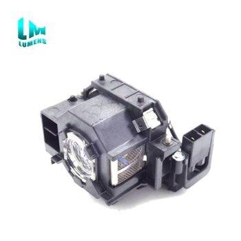 Bulbo de lâmpada do projetor V13H010L42 para ELPLP42 para Epson EMP-400W EMP-822 EMP-822H EMP-83 EMP-83C EMP-83H com habitação