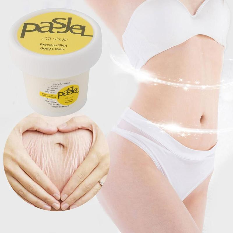 Tailand Pasjel Maternity Stretch Marks Remover Cream Pasjel Skin Body Cream Scar Removal Postpartum Obesity Pregnancy Cream