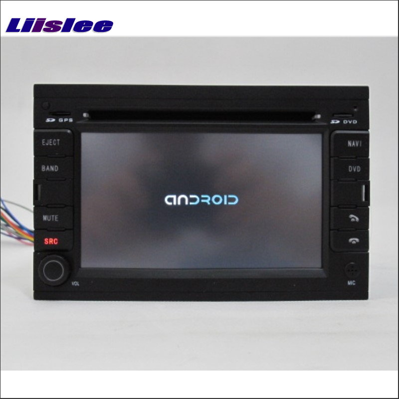 Liislee For Chevrolet Cobalt 2005~2010 Radio DVD Player HD Screen Audio Stereo GPS NAV Navi Map Navigation Android S160 System