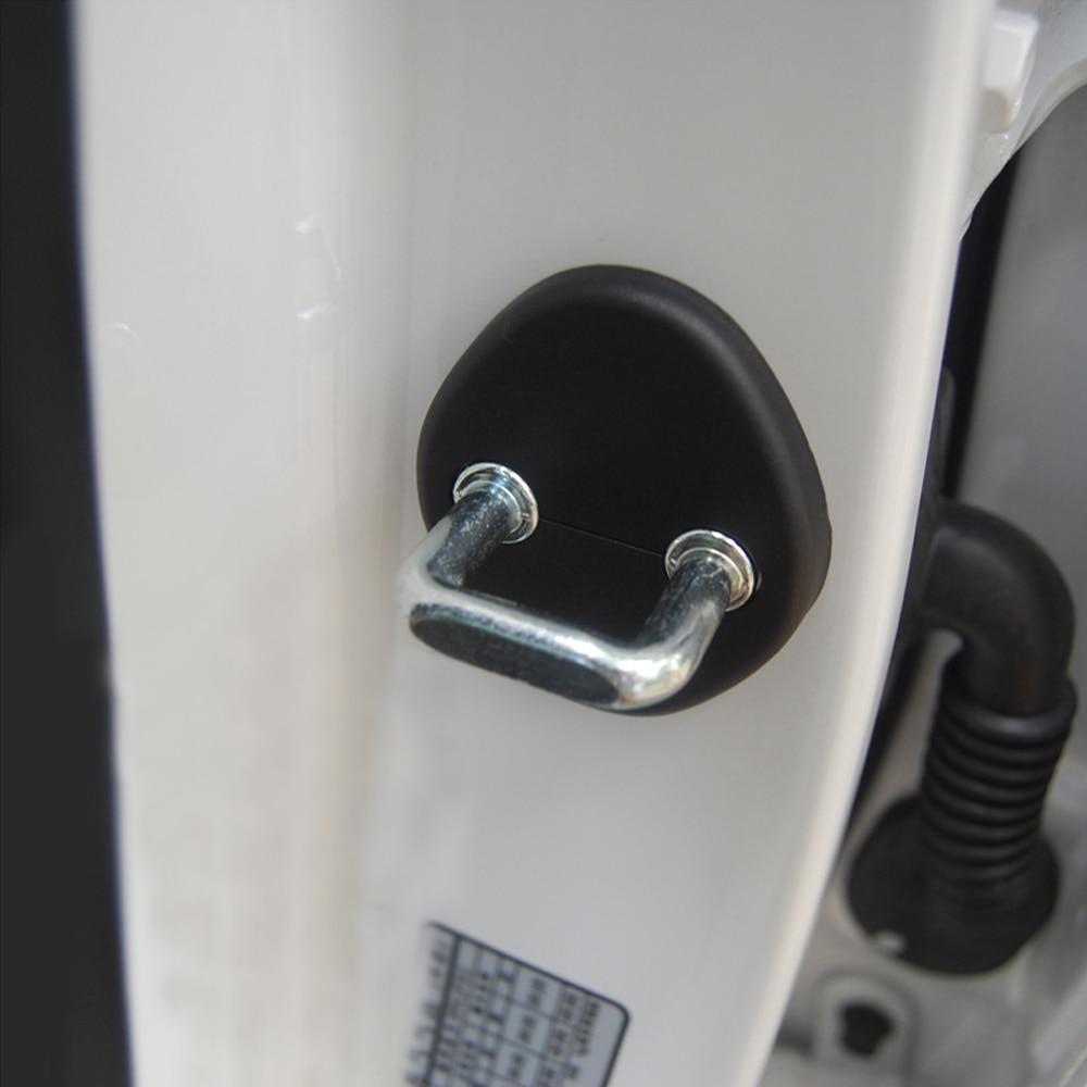 Couvercle de protection de serrure de porte de voiture pour KIA Sportage R hyundai Elantra ix35 i30 sonate 8 2012 hyundai santa fe Azera coupé veloster