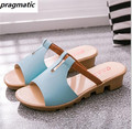 Fashion women sandals summer woman shoes casual female wedges platform Sandals ladies low heels sandals lady beach slippers