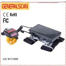 GS 03 Barcode Scanner Code Reader 1D Barcode Scanner Fingerprint Reader CE,ROHS&FCC Apprroved