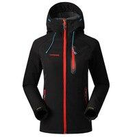 Brand Waterproof Softshell Jacket Women Outdoor Hiking Jacket Jaqueta Feminina Windproof Windbreaker Rain Jacket Hunting Clothes