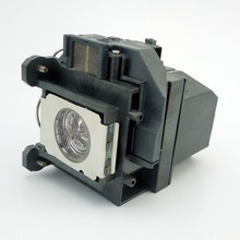 цена на Replacement Projector Lamp ELPLP57 For EPSON EB-450We/EB-460e/EB-455i/BrightLink 450Wi/BrightLink 455Wi/H343A