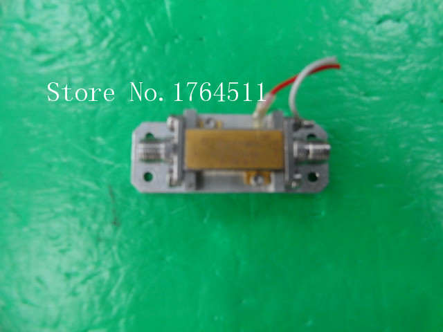 [BELLA] MITEQ AFS3-00100300-25-23-6-S 15V Low Noise Amplifier SMA
