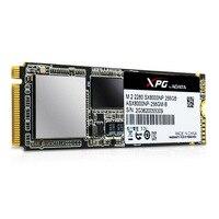 ADATA SSD диск XPG SX8000 PCIE M.2 2280 NVME 256 ГБ SSD NANO MLC Твердотельный накопитель Сплошной Жесткий диск диск PCI E SX8000 128 ГБ 256 ГБ