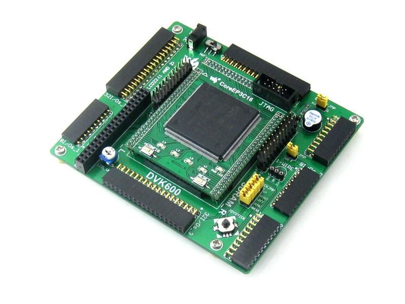 Waveshare OpenEP3C16-C Standard # ALTERA Cyclone III FPGA Development Board EP3C16 EP3C16Q240C8N DVK600 and Core Board CoreEP3C xilinx fpga development board xilinx spartan 3e xc3s250e evaluation board kit lcd1602 lcd12864 12 modules open3s250e package b