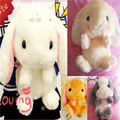 Amo Amuse Lop-ear Rabbit Backpack School Bag Lolita Cute Plush Toy Girl Women