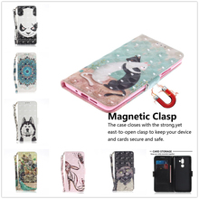 Flip Case for Nokia X5 X6 X 6 5 Cover Pu Leather Wallet Card Coque 3.1 5.1 Plus 6.1 7.1 2018 Cases 7