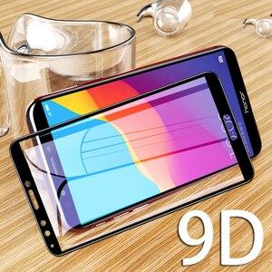 Закаленное стекло для huawei honor 7x 7c 7s 7a pro, закаленное стекло, Защитная пленка для экрана, полное покрытие, honor 7 a c x apro x7 a7 c7 9h